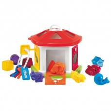 Chicco Zoo House Shape Sorter Gazoobo