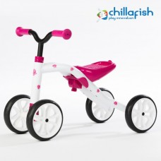 Chillafish Quadie funky 4-wheeled grow-with-me ride-on