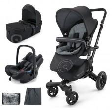 Concord Бебешка Количка Neo Mobility Set 3в1 Raven Black