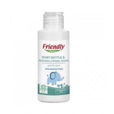 Friendly Organic Baby Bottle & Feeding Utensil Wash