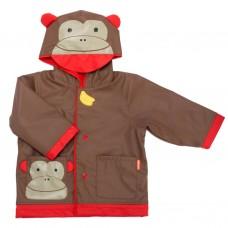 Little kid raincoat Zoo - Skip * Hop