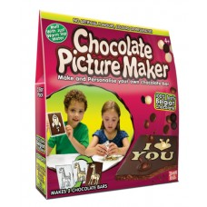 ZimpliKids Chocolate Picture Maker Double Pack