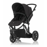 Britax B-Smart 3 Black Thunder