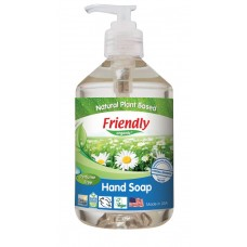 Friendly Organic Hand Soap