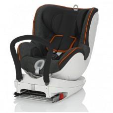 Britax Столче за кола DUALfix (0-18кг) Black Marble