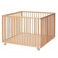 BabyDan Baby Cot Comfort Natur
