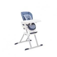 Joie High Chair Mimzy Denim 360