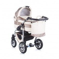 Baby Merc Baby Stroller Leo 2 in 1 with carry cot