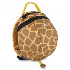 LittleLife Giraffe Toddler Backpack with Rein