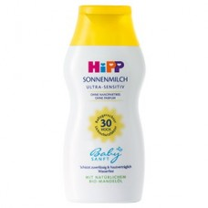 Hipp Sun lotion  SPF 30, 200ml.