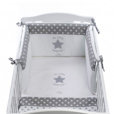 Baby Oliver 3 elements bedding set
