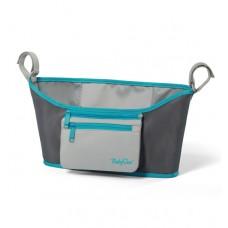 BabyOno Stroller Organizer Blue&Grey