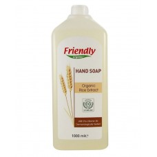 Friendly Organic Hand Soap with organic rice extract