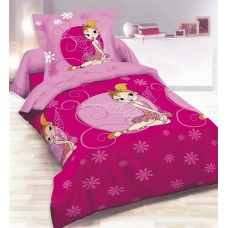 Duvatex 3-elements Bedding Set Princess