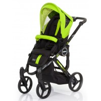 ABC Design Бебешка количка  Mamba Plus lime
