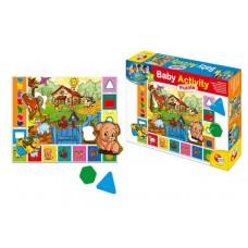 Lisciani Giochi Baby Activity Puzzle