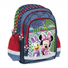 Starpak School backpack Disney Minnie
