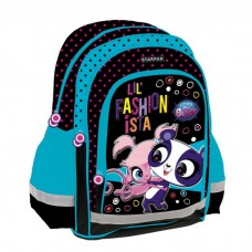 Starpak School backpack Littlest Pet Shop