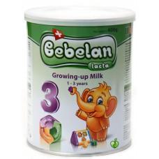 Bebelan Адаптирано мляко Lacta 3 (1-3 г.), 400 гр.
