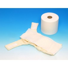 Bambinex Roll of 100 paper nappy liners, 3pcs.