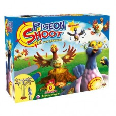 Pigeons hunt game 6 pcs . - Splash toys