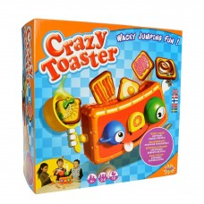 Crazy toaster game - Splash toys