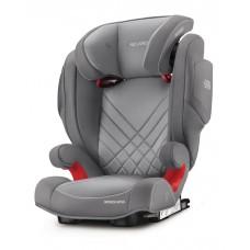 Recaro Monza Nova 2 Seatfix (15-36 кg) Aluminium Grey