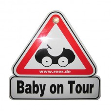Reer Autoschild Baby on Tour