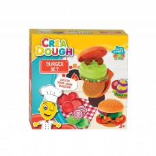 Crea Dough Burger Set