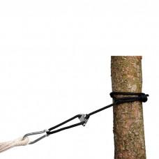 LooL Въже с карабина Smartrope Black