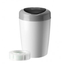 Tommee Tippee Simplee Sangenic Tec Nappy Disposal Bin