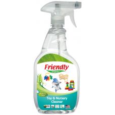 Friendly Organic Универсален почистващ препарат за играчки и аксесоари 650 мл