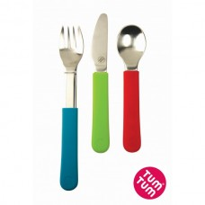 TUMTUM 3 pieces cutlery set