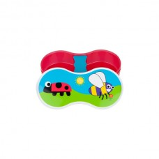TUMTUM Food box with 3 compartments Lady bug