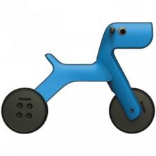 Prince Lionheart Комплект играчка за яздене Yetitoy Синя с мека седалка