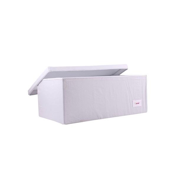 Fabric Storage Box With Lid   Minene